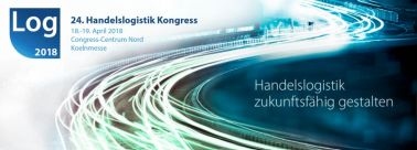 Log 2018 - 24. Handelslogistik Kongress