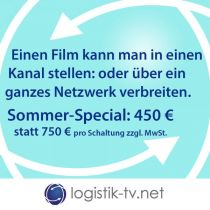 Sommer-Special, Copyright: logistik-tv.net